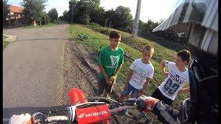 Motorradfahrer können nicht Freundlich sein ? #3