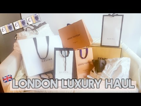 Luxury Haul 💷 Designer Handbags 👛