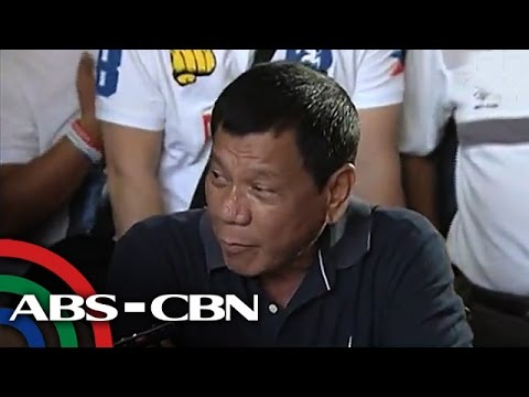 TV Patrol: Duterte, inaming kanya ang BPI Julia Vargas account