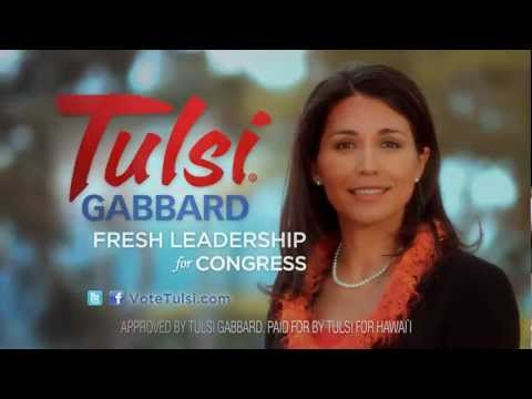 Tulsi Gabbard For Congress