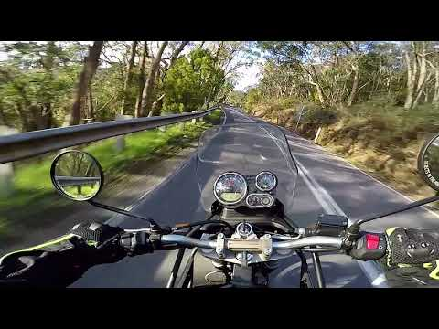 Up Through The Hills - Royal Enfield Himalayan