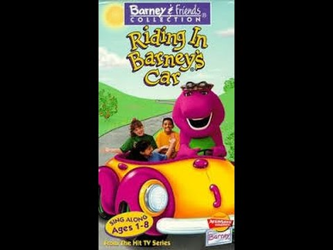Barney & Friends: Riding In Barney's Car (Season 3 Episode 17)