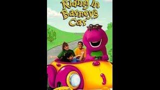 Barney & Friends: Riding In Barney's Car (Season 3 Episode 17)
