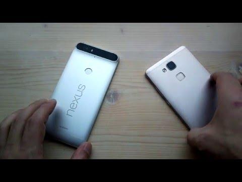 Nexus 6P - без вопросов!