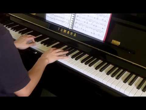 LCM Piano 2013-2017 Grade 6 List C2 Debussy Le Petit Negre (The Little Nigar) Performance