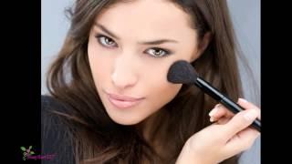 як зробити кругле обличчя більш витягнутим за допомогою макіяжу