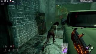 Dead by Daylight RANK 1 TRAPPER! - BLOODEH HILARIOUS TRAPS!