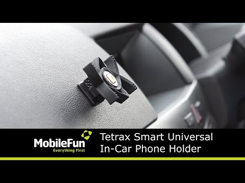 Tetrax Smart Universal In-Car Phone Holder