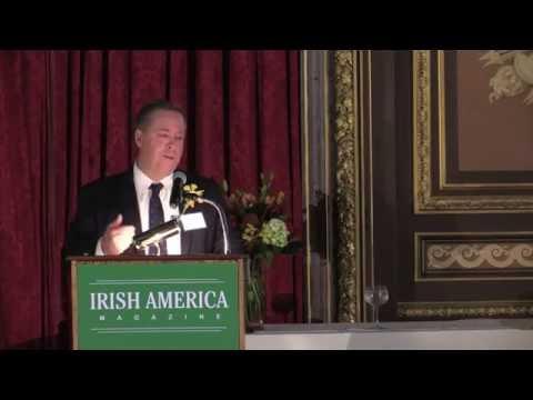 Daniel Keegan of CitiGroup Keynote speech at IA 201g WallStreet 50