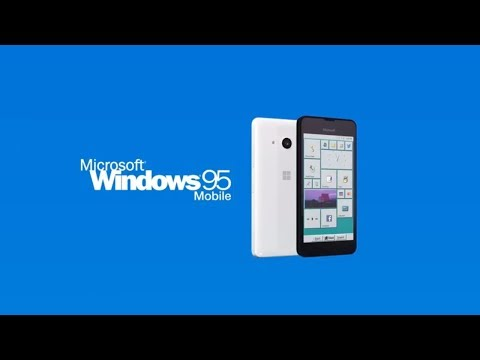 Introducing Windows 95 Mobile