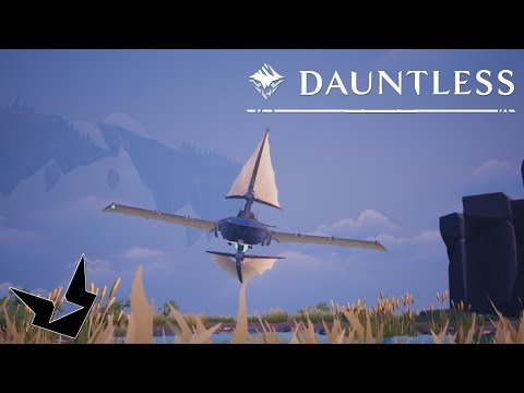 Dauntless Gameplay (Closed Beta) | He Won't Go Down Without A Fight