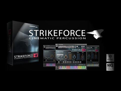 Library Spotlight - Strikeforce