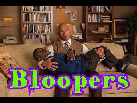 Dwayne  Johnson - Bloopers