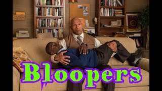 Dwayne  Johnson - Bloopers