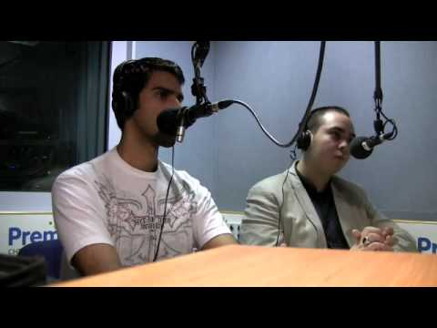 Yahya Seymour and Nabeel Qureshi on Christian Premier Radio