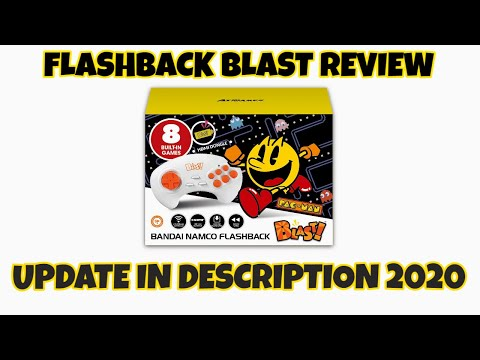 Bandai Namco Flashback Blast (Do Not Buy & Read Warning)