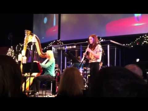 Gabriel's Oboe -  harp and oboe