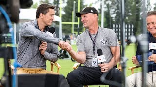 GM Mike Mayock: We have 'a lot' to prove to Raider Nation | Raiders