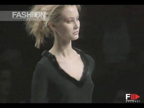 VEVA MEDEM Fall Winter 1997 1998 Madrid - Fashion Channel