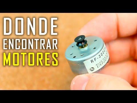 Motor Electrico | Donde encontrar un Motor Electrico | Reciclar Motor Eléctrico