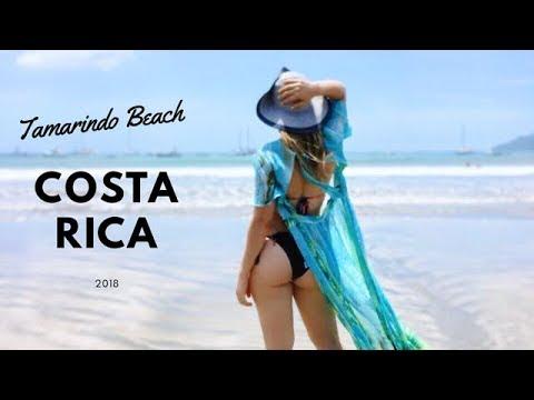 TAMARINDO BEACH, COSTA RICA  2018 | TRAVEL VLOG  | Nathalia Esquivel