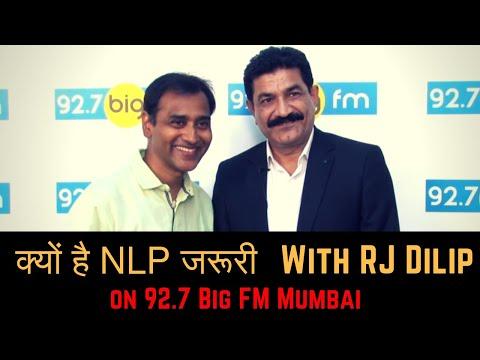 Talk with RJ Dilip on 92.7 Big FM in Mumbai.