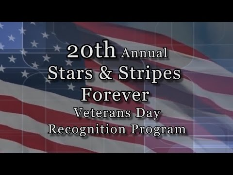 20th Annual Stars & Stripes Forever