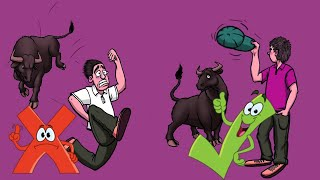 13 Tips To survive wild animal attacks