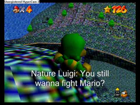 Tomato3456's Super Mario 64 Bloopers Episode 10 Part 2 - Episode 10 Part 2: stop hurting.