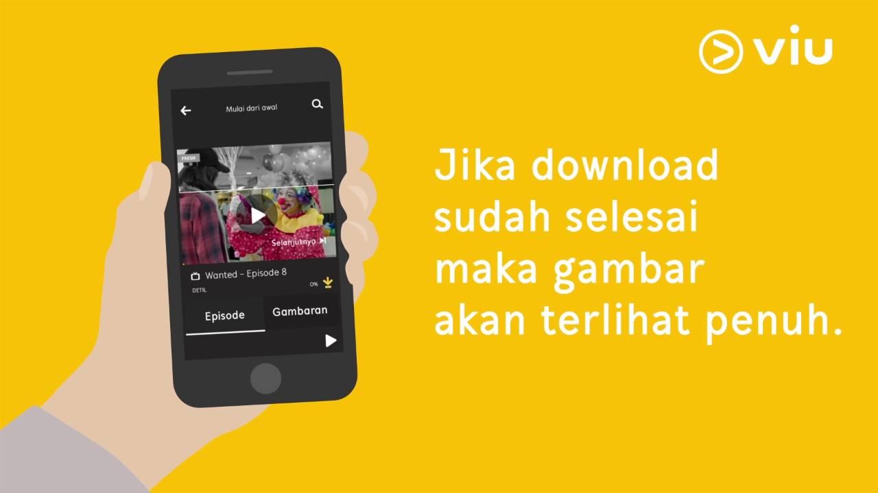 Tutorial Download Episode Pada Aplikasi Viu Untuk iOS #ViuingIsSharing