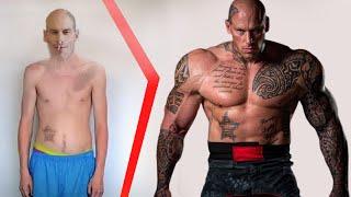 The Nightmare Koshmar Transformation  Martyn Ford Fitness Motivation