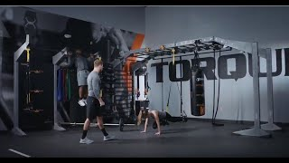 The X-Create By Torque Fitness