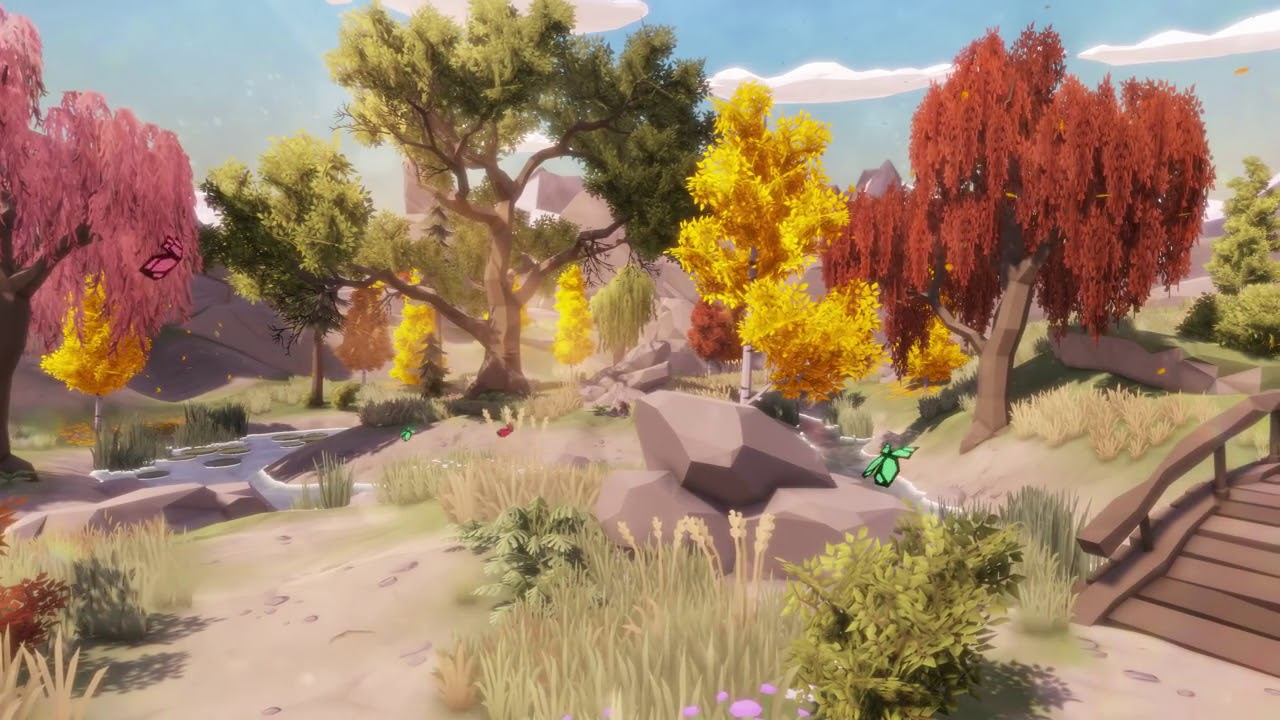 Unity Asset Store Pack - POLYGON - Nature Pack (Download link below)