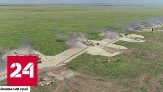 За самыми крупными учениями России, Китая и Монголии наблюдали представители 59 стран - Россия 24