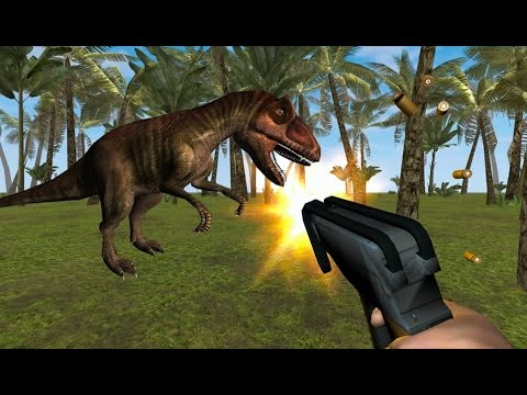 Dinosaur Hunt: Jurassic Jungle - Android Gameplay HD