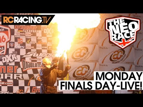 NEO 17 - Monday - FINALS DAY - LIVE!
