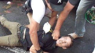 Exclusive Video: Samaritans make citizens arrest - New York Post