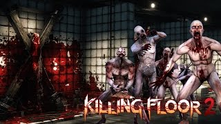 Ultra Violent Killing Floor 2 Releasing Uncensored For PS4/PC