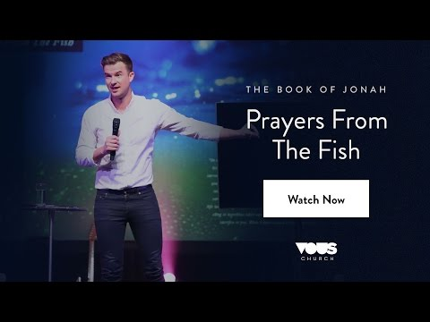 Rich Wilkerson, Jr. — The Book Of Jonah: Prayers From The Fish