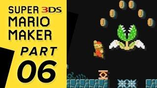 Super Mario Maker 3DS - Super Mario Challenge: WORLD 06