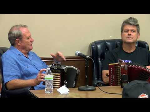 Cajun Accordion Workshop with Ray Abshire and Sons and Steve Riley