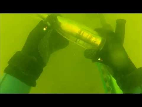 Thumbnail: Metal Detecting while Scuba Diving a Popular Swim Beach