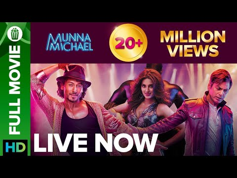 Munna Michael | Full Movie LIVE on Eros...