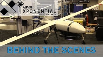 Behind the scenes at AUVSI's Xponential 2017