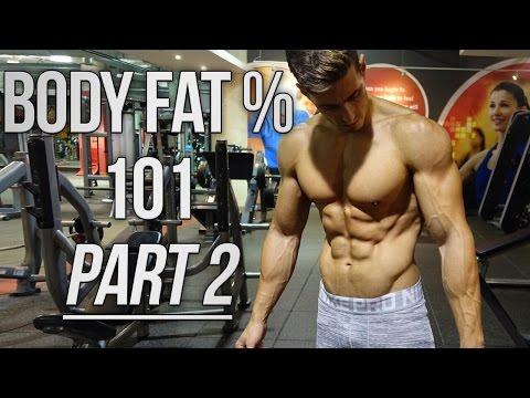 How To Estimate YOUR BODY FAT % | Body Fat % 101 Part 2!