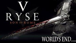 Ryse: Sons Of Rome Walkthrough Gameplay PC ITA Part 5 World