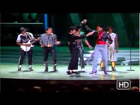 Jackson Five e Michael Jackson Performance 1983