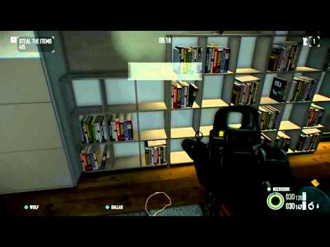 Payday 2 Framing Frame Stealth Solo - Day 3 Final