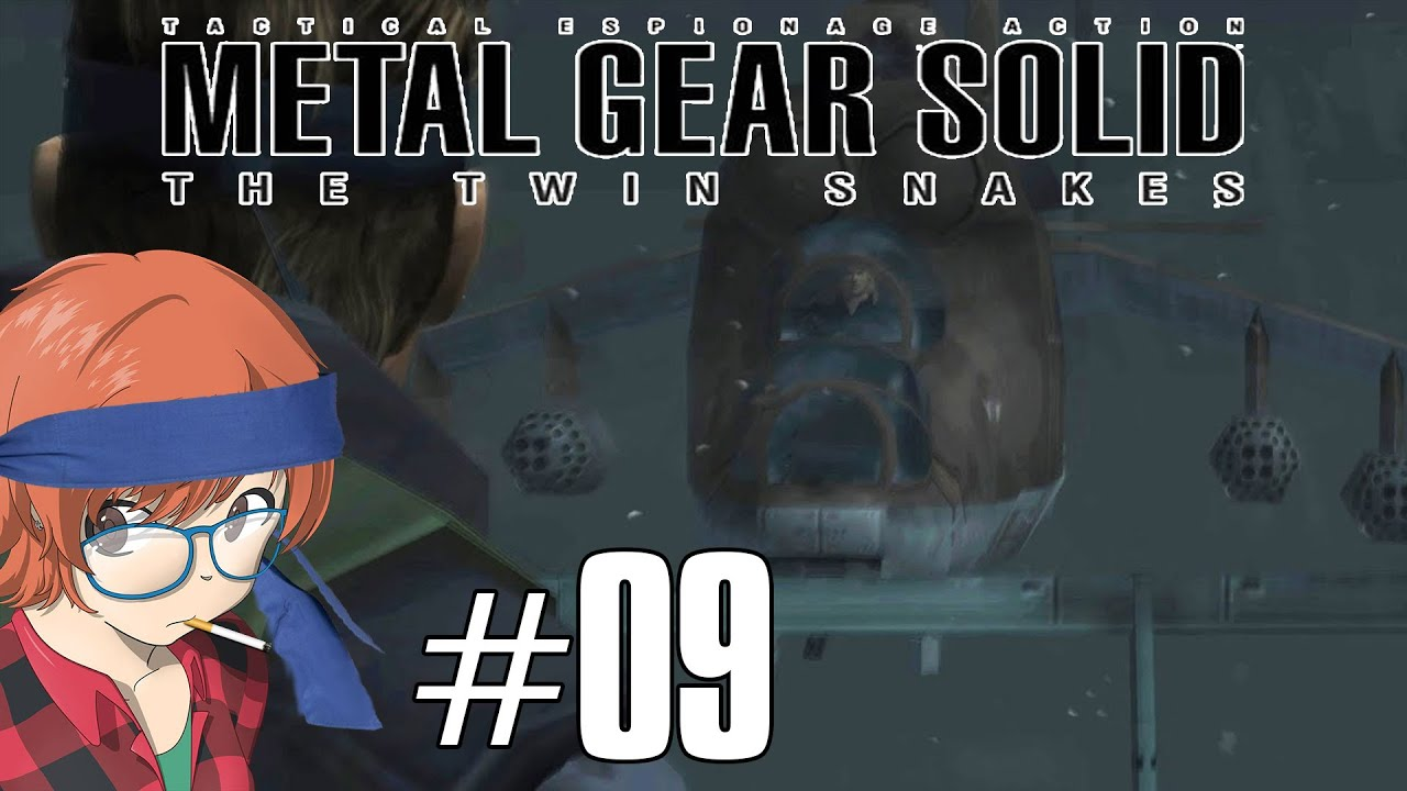 """MGS: The Twin Snakes 🐍 #09  """"MOSCA FASTIDIOSA"""""""