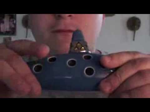 7 Hole Ocarina OoT -Song of time-